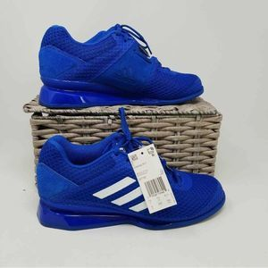 NWOB Adidas Mens Leistung Weightlifting Shoes 8